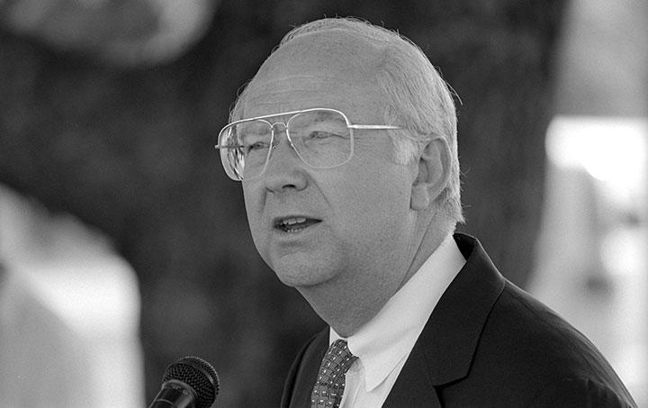 Congressman Phil Gramm