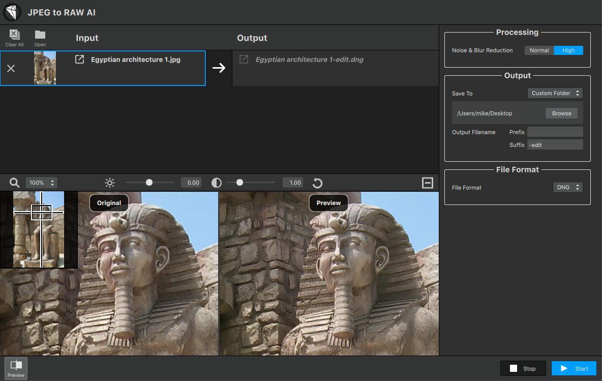 New Topaz app! JPEG to RAW AI (launch discount) – Plugs 'N